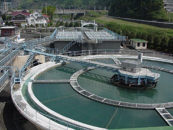谷津浄水場(清水区):静岡市