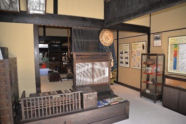 国登録有形文化財 次郎長生家 旧高木家住宅 静岡市
